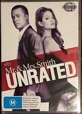 Mr & Mrs Smith (DVD, 2006, 2-Disc Set)  Brad Pitt  Angelina Jolie NEW & SEALED