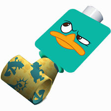 Phineas and Ferb Agent P Birthday Party Supplies Blowouts