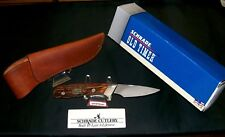 Schrade 156 Lit'l Finger Knife John Deere H. Williams 2014 W/Packaging & Papers