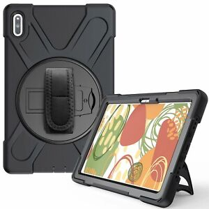 """Rotation Strap Case Kickstand Cover For Huawei MatePad 10.4"""" BAH3-W09/AL00"""