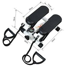 Mini Stepper Cardio Exercise Home Workout Calves Physio Fitness Thighs Gym Rope