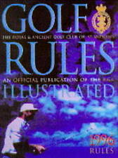 Golf Rules Illustrated by Royal and Ancient Golf Club of St.Andrews