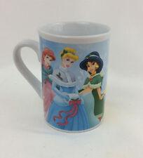 Disney Princess Holiday Christmas Mug Coffee Tea Snow White Ariel Jasmine Belle