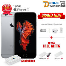 New Sealed Box Apple iPhone 6S 128GB 4G LTE Mobile Phone Space Grey Unlocked