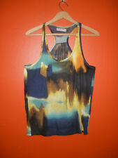 Michael Stars, multicolor racerback tank top. Size One size fits.