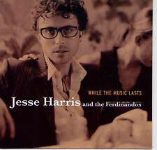 JESSE HARRIS & THE FERDINANDOS - rare CD album - Europe