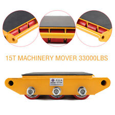 More details for 15t machinery mover cargo trolley warehousing distribution heavy duty machine