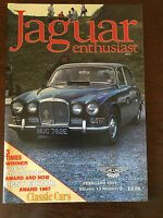 JAGUAR ENTHUSIAST Volume 13 Number 2 - February 1997