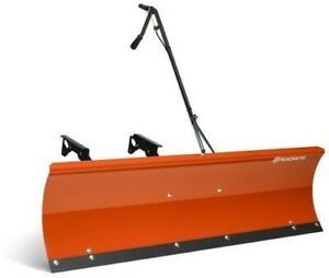 """HUSQVARNA 588181302 plow 48"""" SNOW BLADE/PLOW FITS TEX-STYLE  FRAME special order"""