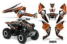 Sikspak Canam Renegade500/800/1000 Kit Grafico Wrap Quad Decalcomania Atv Tutti