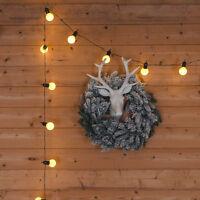 5M INDOOR OUTDOOR GARDEN WEDDING CHRISTMAS FESTOON GLOBE FAIRY STRING LED LIGHTS