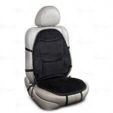 Zone Tech Velour Black Car Heated Thickening Seat Chair Cushion Pad Warmer Cover