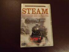 The Story Of Steam......DVD .......Railways ..