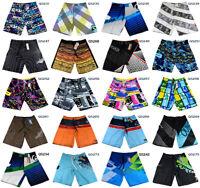 Mens Beach Shorts Boardshorts Quick Dry Swimming Pants Surfing Shorts Bermuda