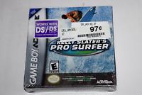 Kelly Slater's Pro Surfer Nintendo Game Boy Advance New in Sealed Box
