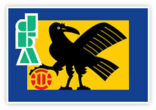 "Japan 日本 JFA National Football Association sticker decal 5"" x 3"""