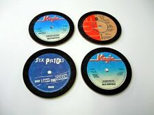 The Sex Pistols Singles Collection 45 Great New Drinks COASTER Set