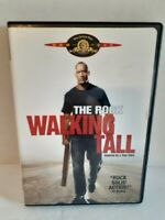 Walking Tall (DVD, 2004) The Rock WWE - Johnny Knoxville Comedy