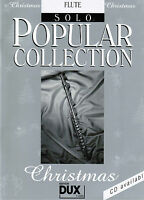 Querflöte Noten : Popular Collection CHRISTMAS - leicht - leichte Mittelstufe
