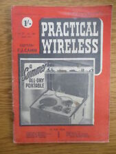 June Science & Technology Practical Wireless Magazines