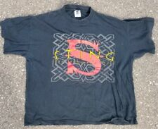 Vintage 1993 Sting Tour Band T Shirt Single Stitch Size XL The Police Summoner's