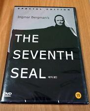 The Seventh Seal (1958) - Ingmar Bergman - NEW DVD
