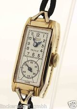 LOUIS PRINCE DOCTORS WATCH - ART DECO - VERGOLDETE DAMENUHR - 1930er JAHRE