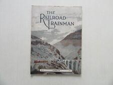 The Railroad Trainman Magazine Vol.42, No.11, November, 1925 - Kable Bros., Rare