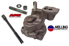 MELLING High Volume M55HV Oil Pump & ARP Stud+Shaft for Chevy SB 327 350 383 400