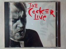 JOE COCKER Live cd UK BEATLES BRYAN ADAMS RANDY NEWMAN