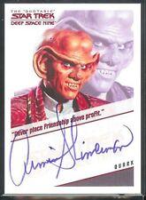 Quotable Star Trek DS9 Auto Armin Shimerman Quark