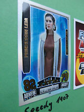 Force Attax  Prinzessin Leia  LE3  Movie Cards Serie 3   LE 3 limitierte Auflage