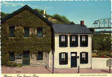 Tom Sawyer Museum Home Post Card Hannibal MO SWEET!