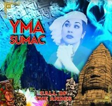 CD YMA SUMAC CALLS OF THE ANDES XTABAY INDIAN LOVE VIRGIN OF THE SUN GOD
