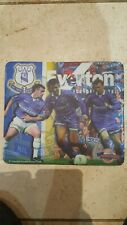 10 x joblot of 1998 Everton Mousemat NEW Retro Official Premier Sports Product