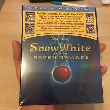 Snow White Blu-ray G2 Steelbook EMPTY CASE | Future Shop Disney Collection NEW