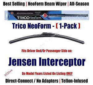 Super Premium NeoForm Wiper (Qty 1) fits 1972-1976 Jensen Interceptor 16160