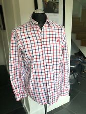 Thomas Pink Mens Shirt Light Pink Classic Fit 16.5""