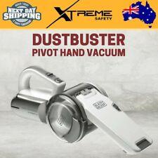 Black & Decker 18V Lithium Ion Cordless Dustbuster Pivot Handheld Vacuum