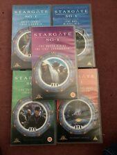 Stargate Bundle VHS  Videos  5 In Total