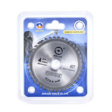 Saw Blade Disc for Angle Grinder 115mm TCT Wood Cutting Discs Circular 40 Teeth
