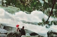 Postcard Tuolumne River California