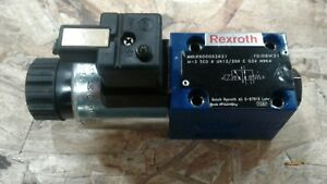 Rexroth Solenoid Valve MNR:R900052621 #028A4