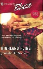 Highland Fling (Harlequin Blaze)