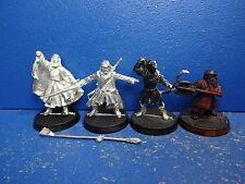 Aragorn + Gimli Legolas + + Gandalf il bianco per signore degli anelli