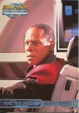 Star Trek Deep Space Nine Memories From The Future Complete 100 Card Base Set