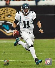 BLAINE GABBERT 8X10 PHOTO JACKSONVILLE JAGUARS PICTURE NFL FOOTBALL WHITE JERSEY
