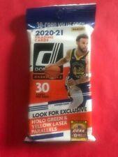 2020-21 NBA Panini Donruss Basketball 30 Card Cello Fat Value Pack