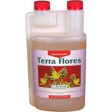 CANNA Terra Flores 1 L Blüte Grow Dünger (NPK 2-2-4)