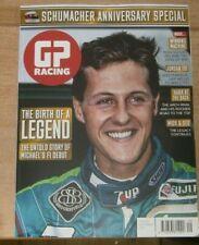 GP (F1) Racing magazine Sep 2021 Michael Schumacher Anniversary Special